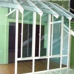 กั้นห้องกระจก(Skylight) ภายในบ้าน